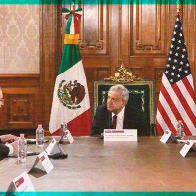 Presidente de México prevé que este mes se apruebe el T-MEC