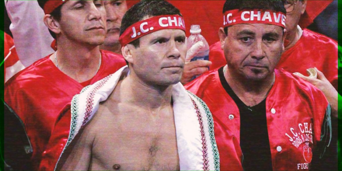 #Campéón: Julio César Chávez anuncia que regresa al ring de box