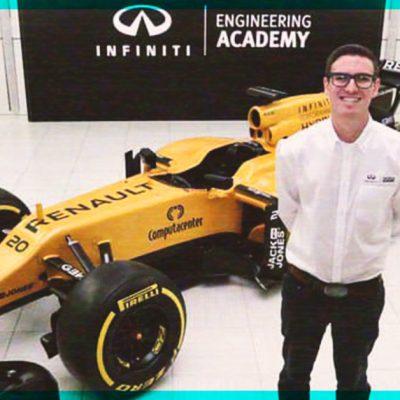¡Otro mexicano a la F1! Ingeniero ahora formara parte de la escudería McLaren