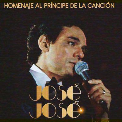Estos son los famosos que rendirán homenaje a José José en concierto masivo