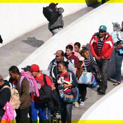 Debemos buscar crear más centros de integración para migrantes: Emilio Braun Burillo