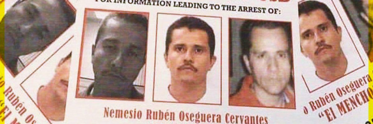 """EUA detuvo a """"El Mencho"""" hace 25 años y México no le dio seguimiento"""