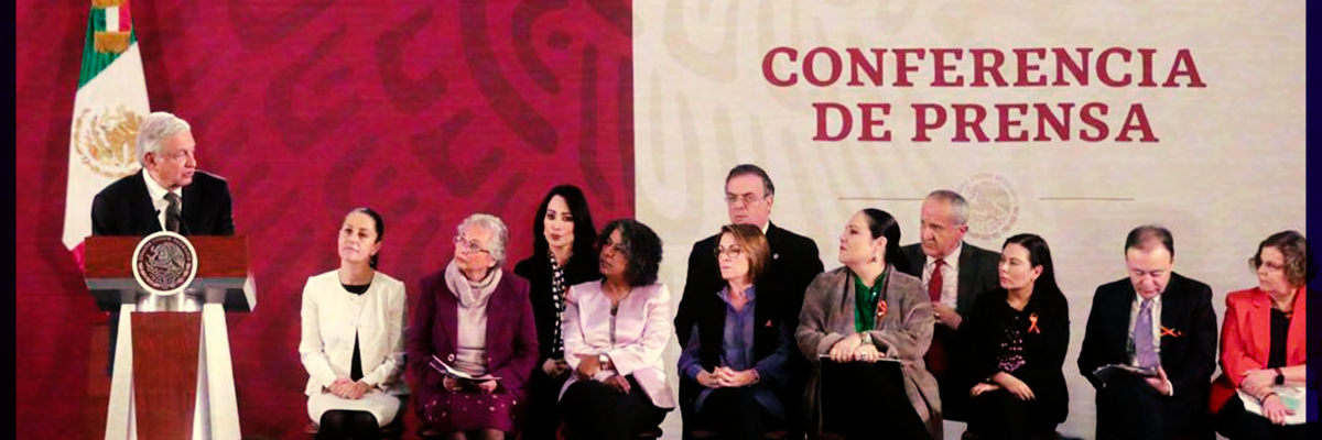 México rechaza que vayan a cambiar denominación de grupos delictivos