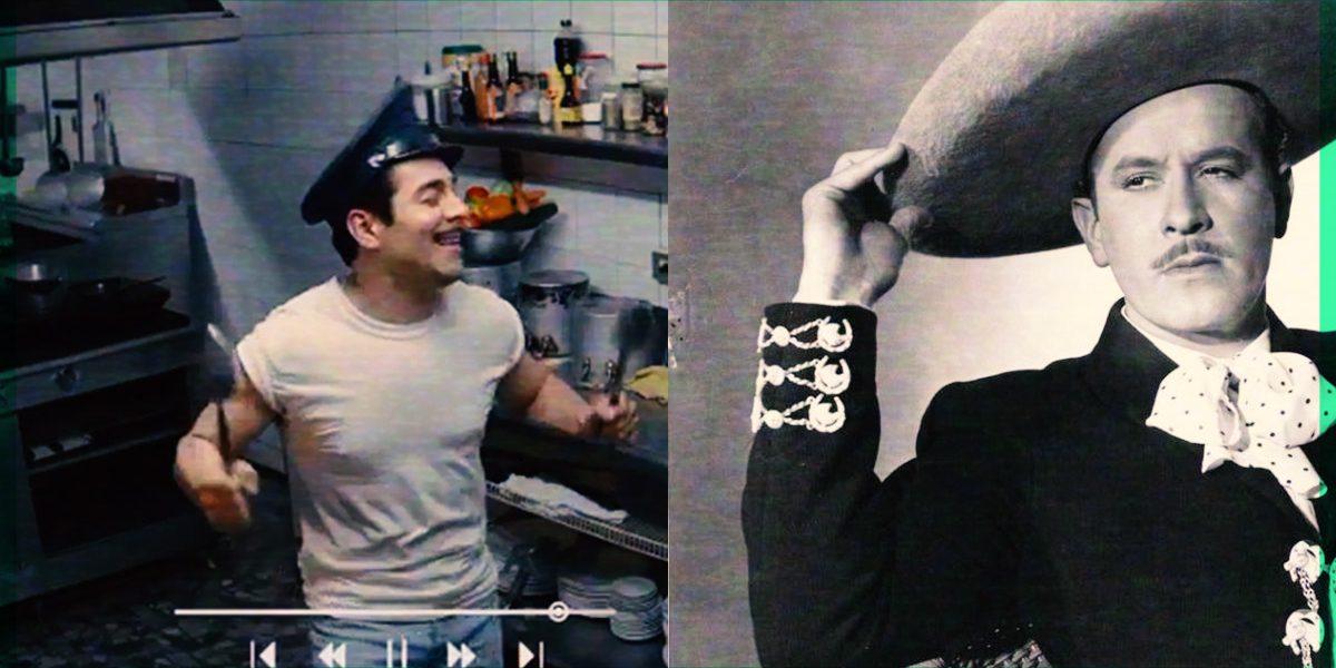 #Estreno: Así se verá Omar Chaparro como el imitador de Pedro Infante (VIDEO)