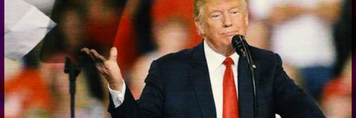"""""""Lo ocurrido con los LeBarón, demuestra necesidad de muro"""": Donald Trump"""
