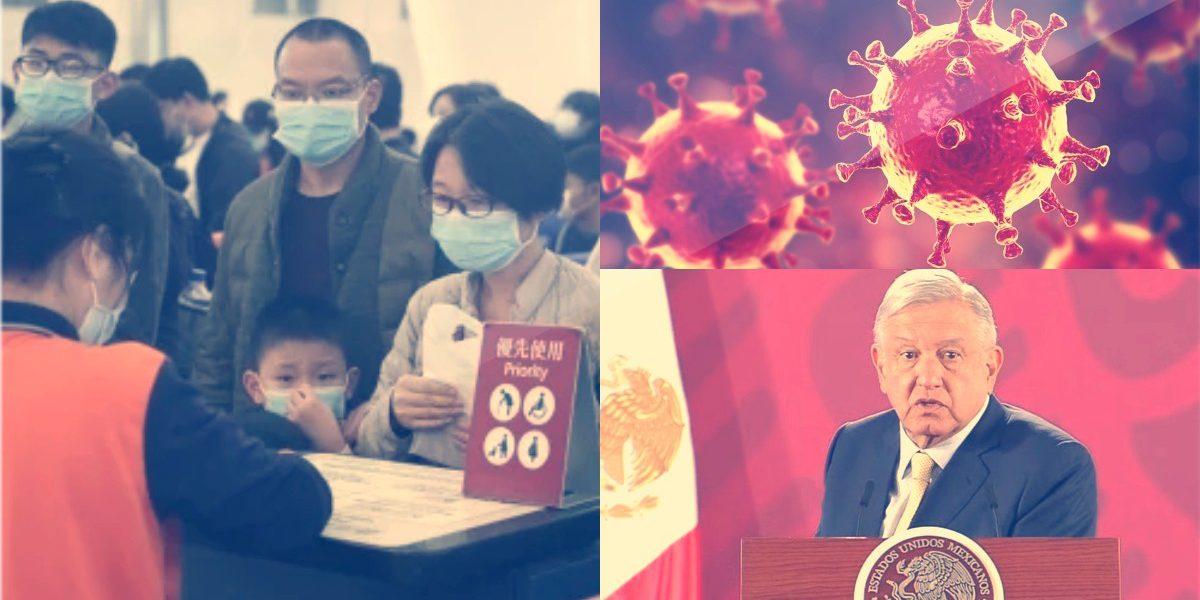 #Alerta: Reporta Estados Unidos y México primeros casos de coronavirus