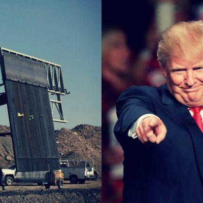 #Increíble: Donald Trump logra ´visto bueno´ para construir el muro