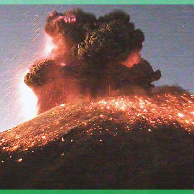 Estos son los volcanes más impactantes que existen en México