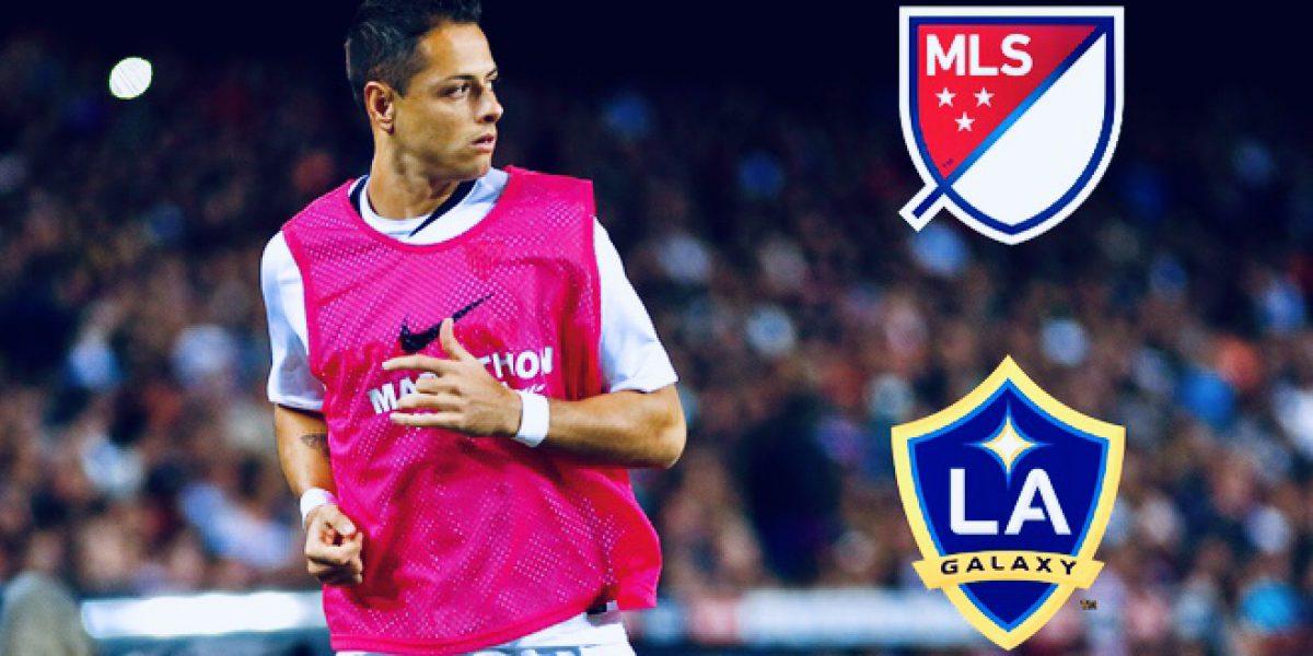 """Con llegada de """"ChicharIto"""", la MLS ahora es la nueva liga MEXICANA en EUA"""