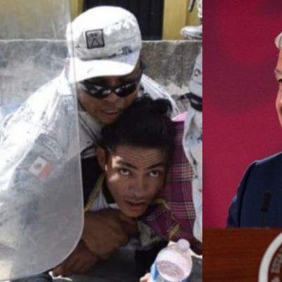 ¿Hay crisis humanitaria en la frontera sur de México y los migrantes? Así respondió el Gobierno de México