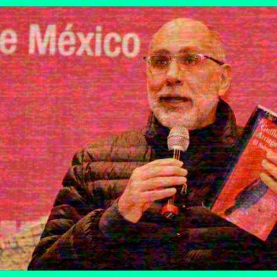 #Orgullo: Guillermo Arriaga  obtiene premio internacional Alfaguara de Novela