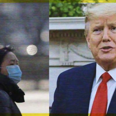 Esto es lo que hará Trump con el coronavirus, la nueva enfermedad que azota Asia