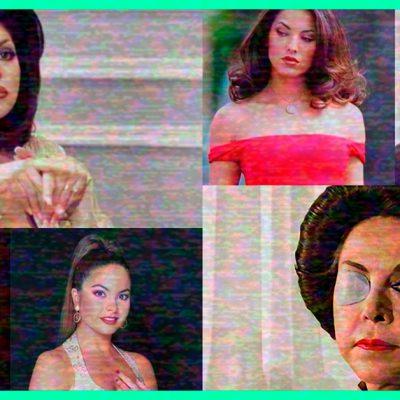 Así han cambiado las míticas villanas de las telenovelas mexicanas