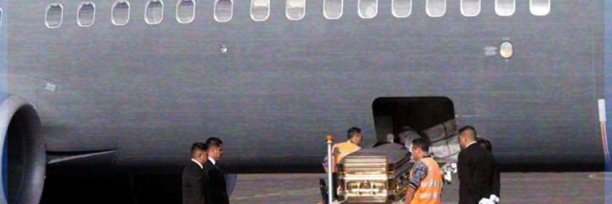 Revelan cuánto costó a los mexicanos traer restos de José José de Miami a México