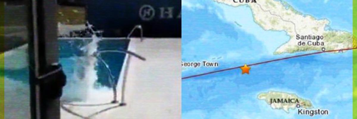 Esto es todo lo que se sabe del sismo en el caribe; activan alerte de Tsunami (VIDEO)