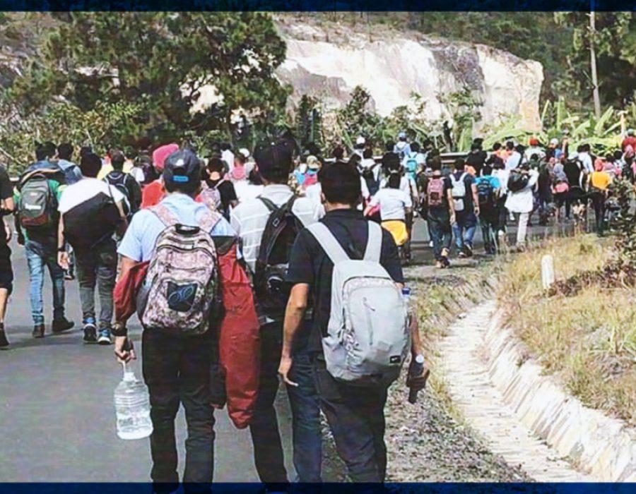 México lanza contundente mensaje sobre nueva Caravana Migrante