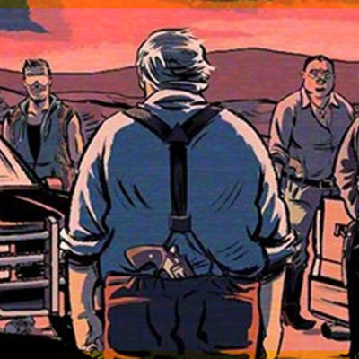 #Héroe: Llevan a los cómics la historia del mexicano que se enfrentó solo al narco