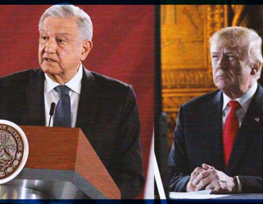 El mensaje del presidente AMLO para Trump por aprobación de T-MEC