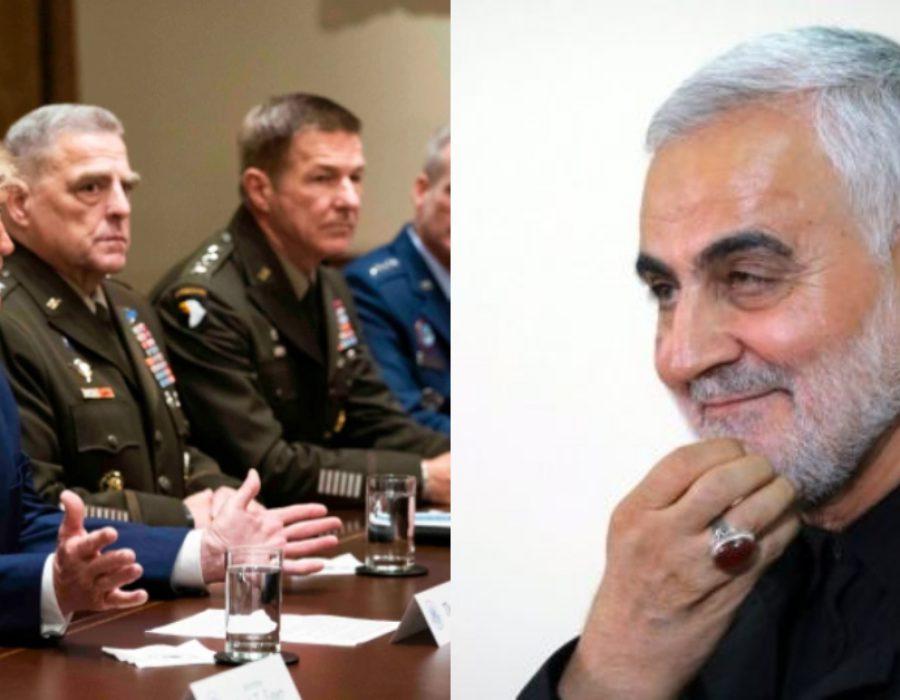 Donald Trump lanza cohetes contra militar iraní y el mundo prevé la Tercera Guerra Mundial