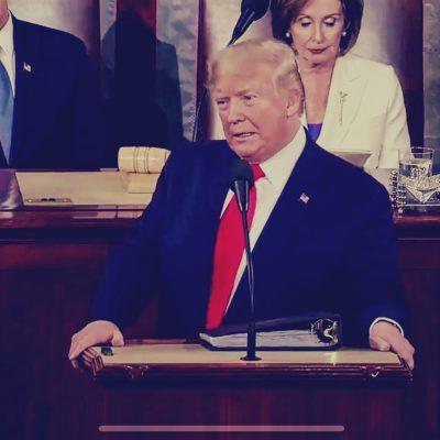 """Donald Trump ataca de nuevo; no más asilo a migrantes y muro """"va"""""""