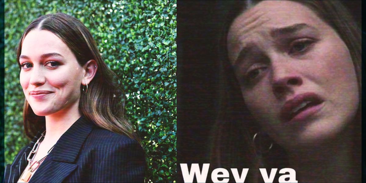 """Ella es Victoria Pedretti, la mujer detrás del meme """"Wey, ya"""""""