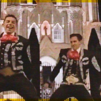 Dos mariachis mexicanos se vuelven virales por bailar la Champeta Challenge