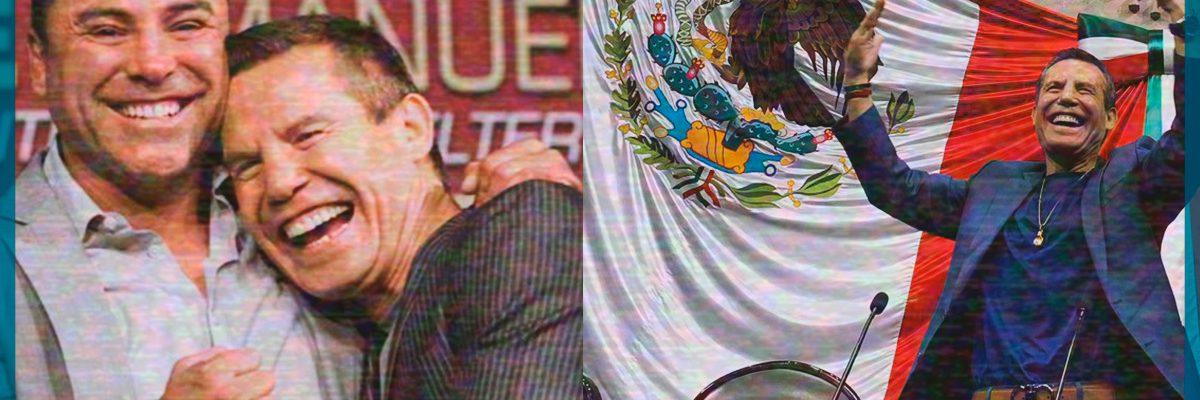 #Campeón: ¿Nueva pelea de JC Chávez? ¡Sí, habrá nueva pelea del mexicano contra De La Hoya