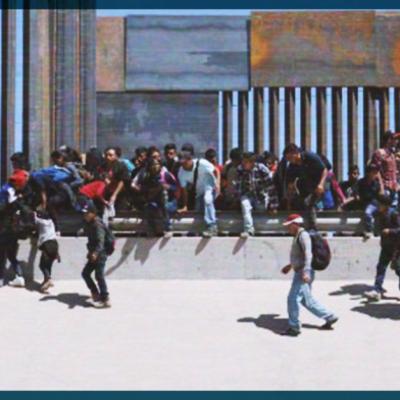 #Increíble: Mexicanos se convierten en los número uno en cruzar la frontera de EUA