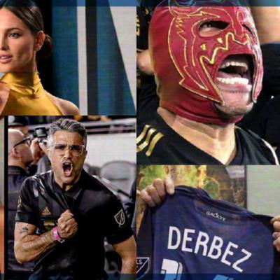 Mexicanos que se fueron a vivir a California para conseguir el sueño hollywoodense