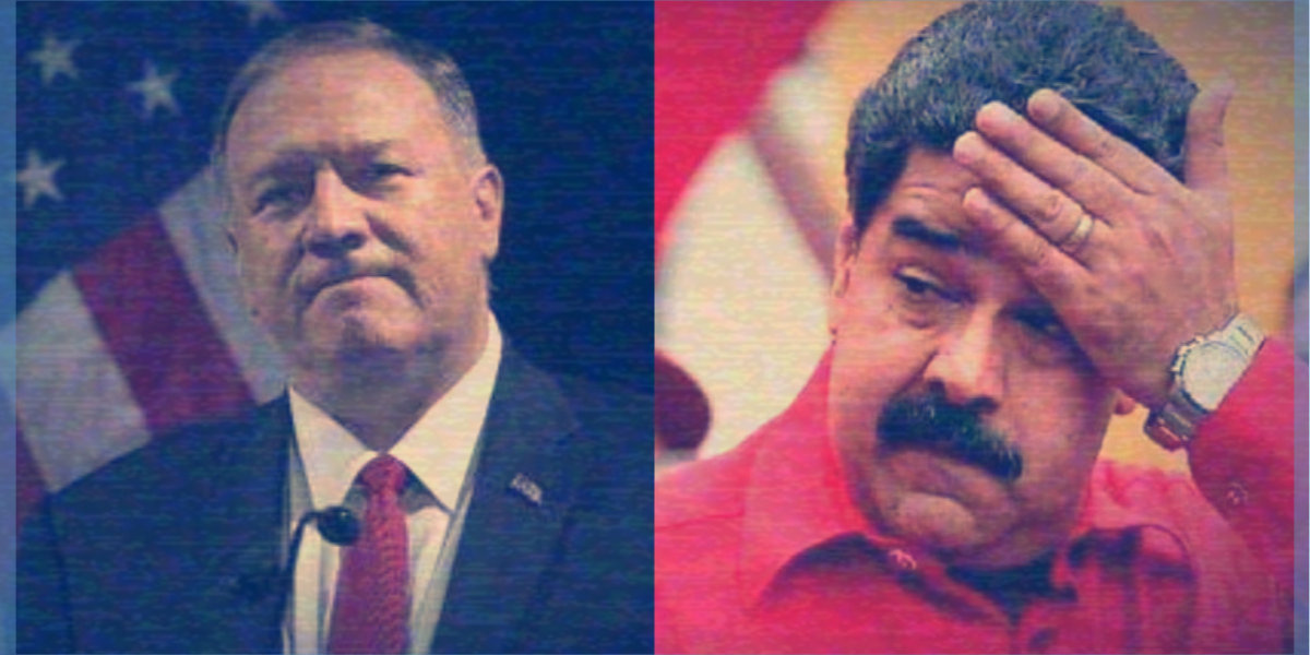 EUA va por Maduro; ofrece millonario pago por su captura