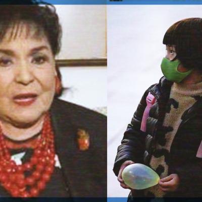"Carmen Salinas señala que coronavirus es ""castigo para China por comerse a los perritos"""