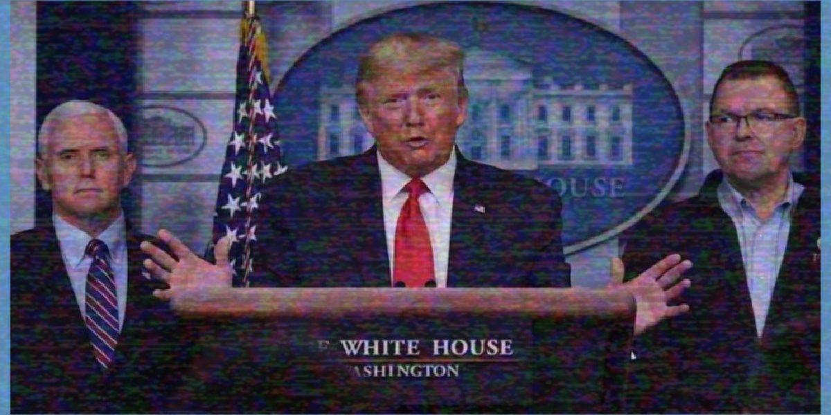Trump cambia de idea sobre protección a los estadounidenses del Covid-19
