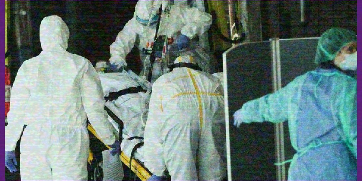 España supera los 100 mil casos de COVID-19