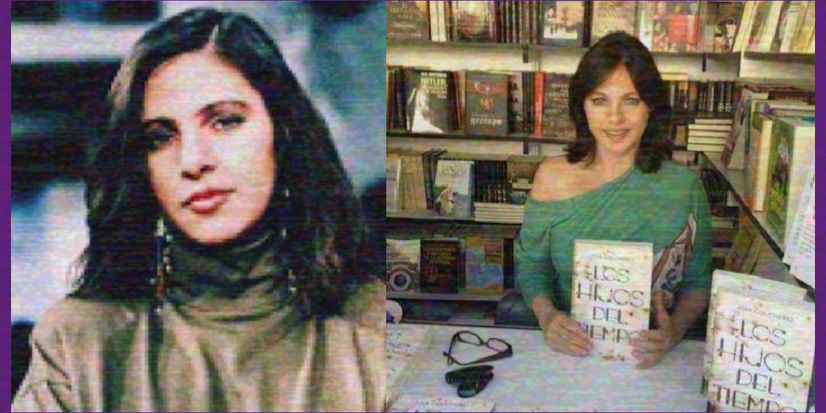 Ana Colchero, del destierro a la escena pública por parentesco con López-Gattel